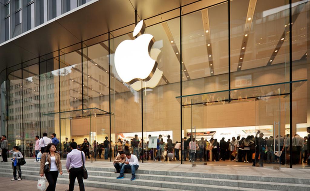 """2018-ci ildə """"Apple""""ın dəyəri 1 trilyon dollara çatacaq"""