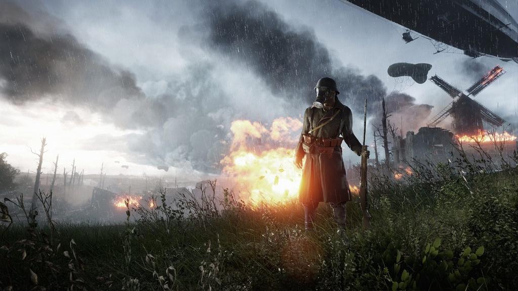 EA: 2018-ci ildə yeni bir Battlefield oyunu çıxaracağıq
