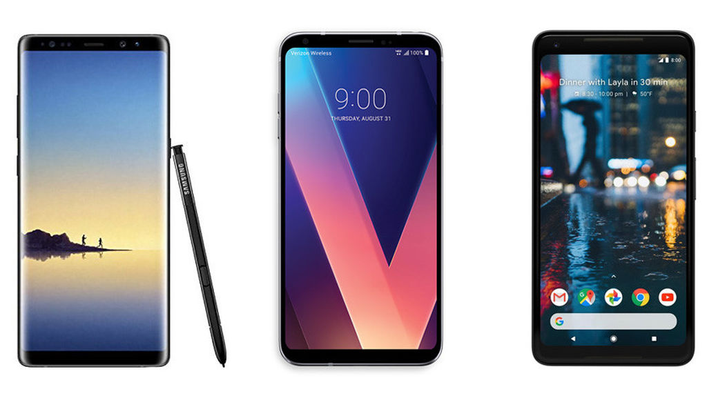 2018-ci ilin Ən Yaxşı Android Telefonları!