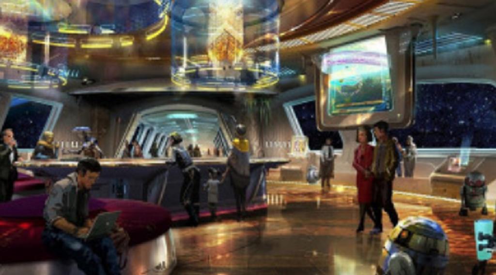 Kosmos Oteli, 2021-ci İldə xidmət verəcək (Oteldə qalma qiyməti sadəcə (!) 40 Milyon Dollar)