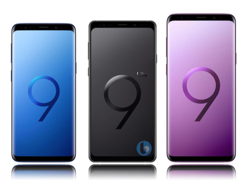 Samsung-dan dizaynıyla diqqət çəkən yeni bir smartfon gəlir: Galaxy S9 Lite