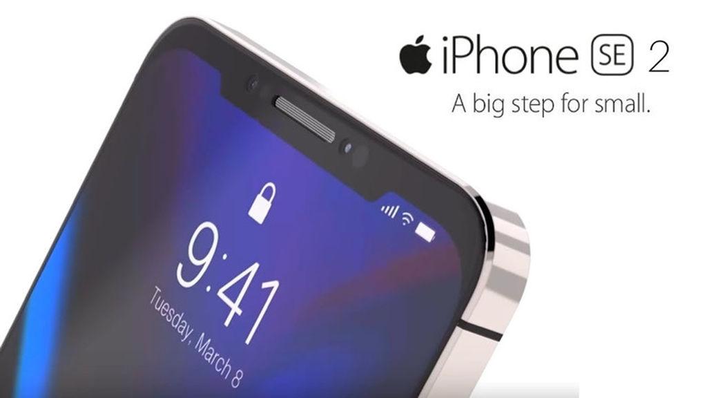 iPhone SE 2, Qanlı Canlı Ortaya Çıxdı!