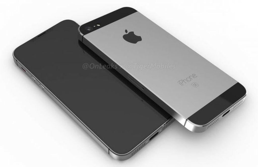 iPhone SE 2 yeni vizualları sızdırıldı- FOTOLAR