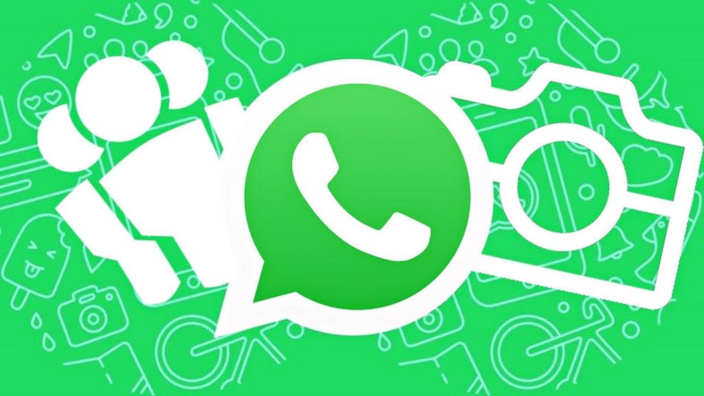 WhatsApp-a Qrup Video Zəng və Stickerlər Gəlir!