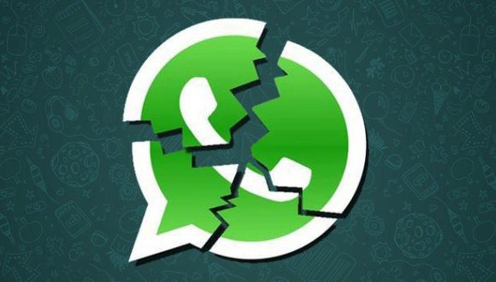 Telefonun çökməsinə səbəb olan WhatsApp səhvi