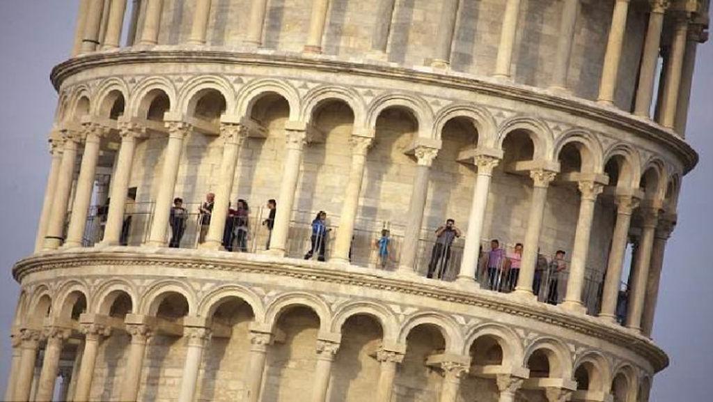 Əyik olmasına baxmayaraq yüzlərlə ildir ayaqda olan Pisa qülləsinin sirri açıldı