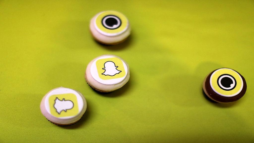Snapchat-ın yenidən dizayn edilmiş dizaynı iOS-da