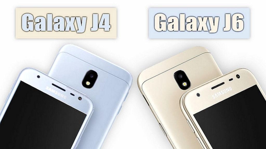Samsung Galaxy J4 və Galaxy J6-nın texniki xüsusiyyətləri sızdırıldı