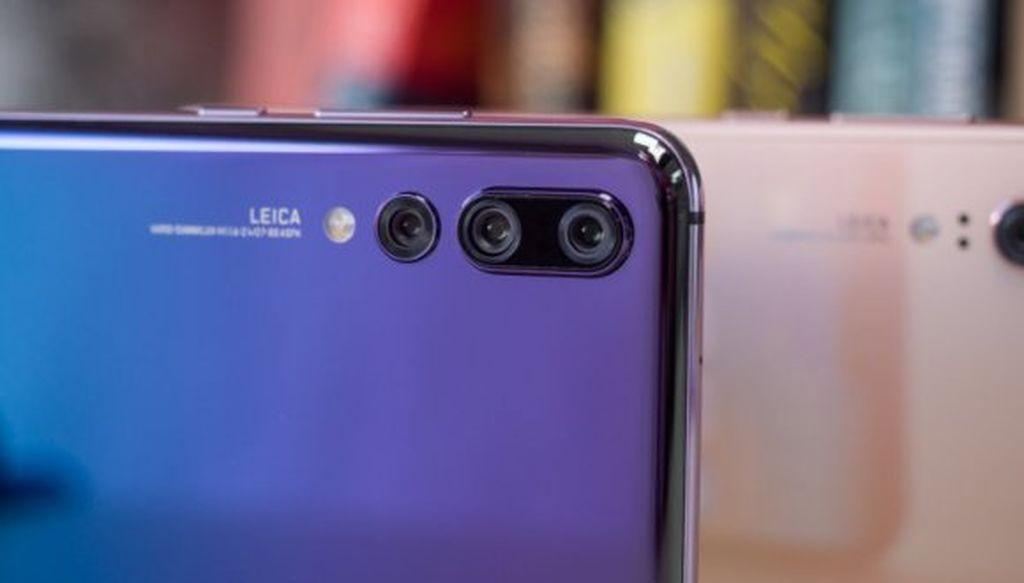 P20 Pro-dan sonra üç kameralı Galaxy S10 gəlir