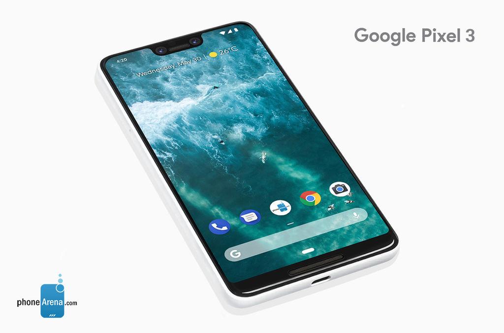 "Yeni ""Google Pixel 3 XL"" smartfonu belə olacaq - FOTO"