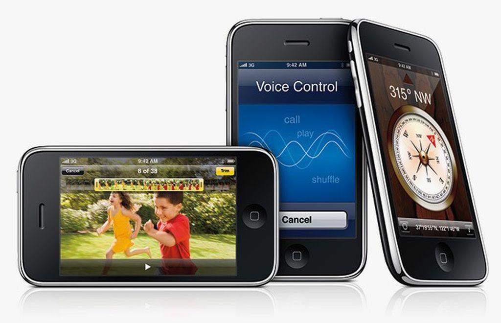 Zarafat deyil: iPhone 3GS Təkrar Satışa Çıxır!