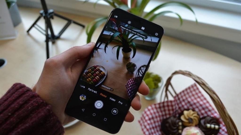 Huawei P20 Pro-ya Avtomatik  Ağır Çəkiliş Xüsusiyyəti Gəlir