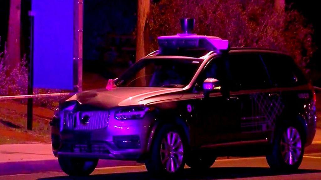 Velosiped Sürücüsünü Öldürən UBER Şoferi Səs Yarışması İzləyirmiş!