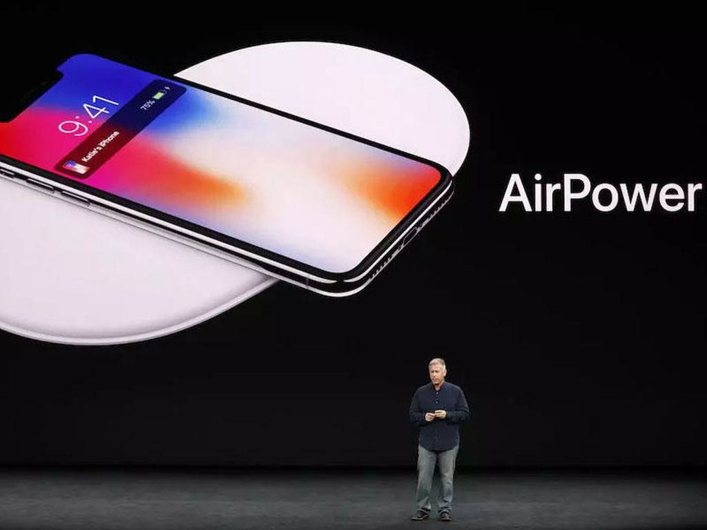 Apple simsiz enerjiyə keçir - gec də olsa