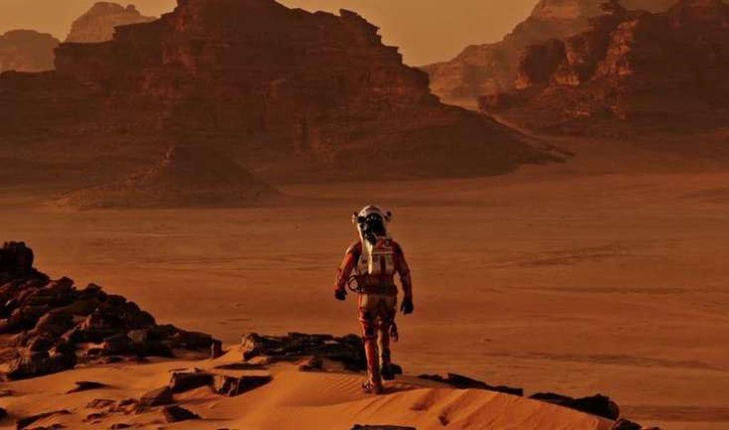 Marsda həyəcanlandıran kəşf - NASA açıqladı