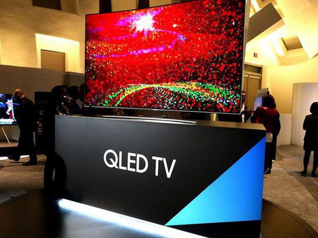 Samsung televizorlarını dəyişəcək