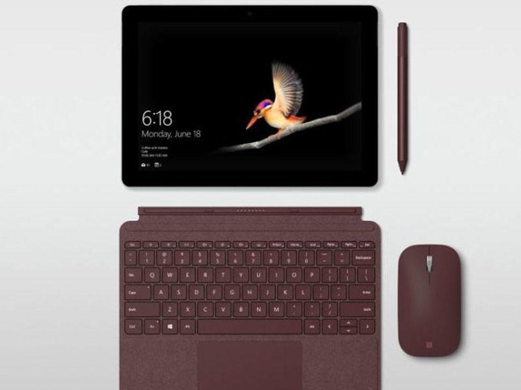 Microsoft Surface Go təqdim olunub