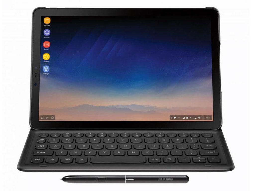 Samsung Galaxy Tab S4 təqdim olundu