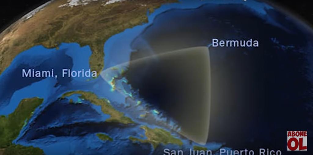 """""""Bermud üçbucağı""""ndan sağ çıxan pilotun şok açıqlaması – VİDEO"""