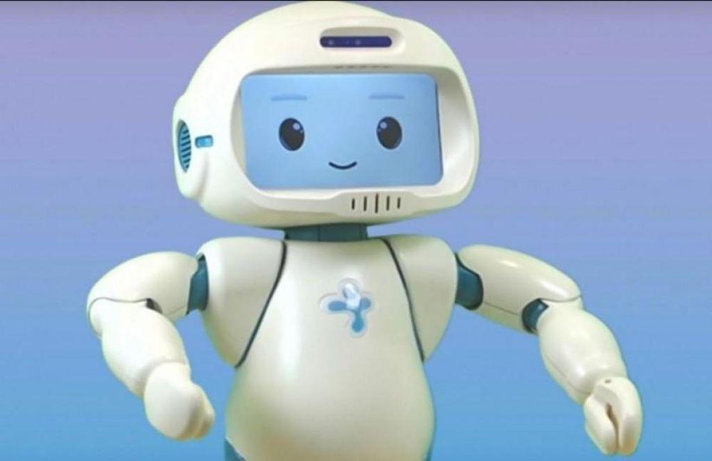 Autizmdən əziyyət çəkən uşaqlara kömək edən robot təqdim olunub