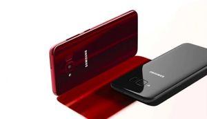 Qarşınızda Galaxy S Light Luxury