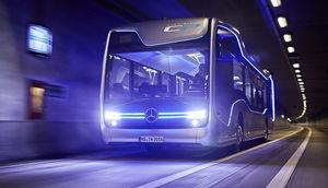 Avtobusların 80% -i 2040-cı ildə elektriklə işləyəcək!